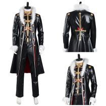 Hunter x Hunter Pants Vest Coat Kulolo lushilufelu Halloween Carnival Suit Cosplay Costume