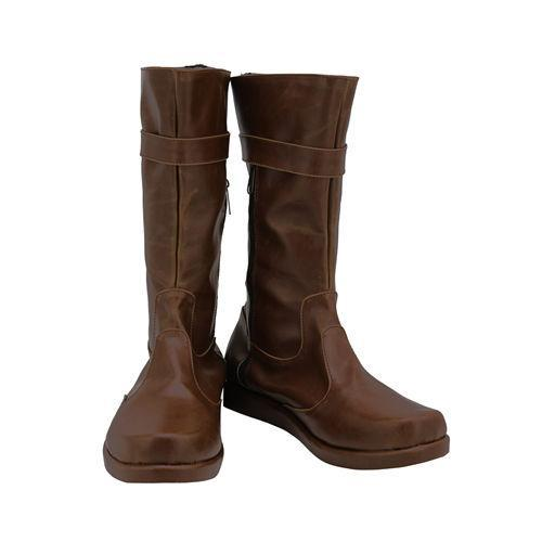 Star Wars: The Rise of Skywalker Finn Boots Cosplay Shoes
