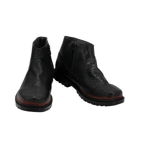 Devil Crowley Good Omens Cosplay Shoes