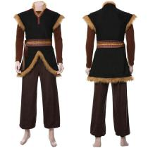 Frozen 2 Prince Kristoff Coat Cosplay Costume