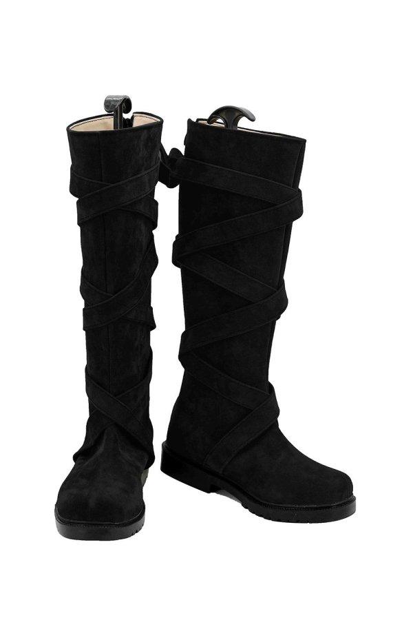Game of Thrones Season 7 Daenerys Targaryen Boots Cosplay Shoes