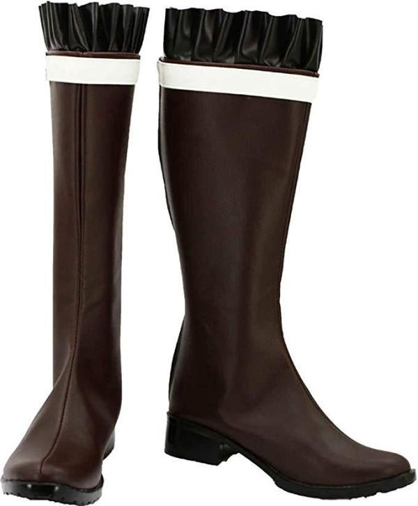 DIABOLIK LOVERS Komori Yui Boots Cosplay Shoes