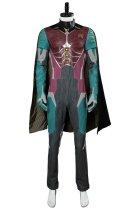 2018 Titans Richard Grayson Robin Nightwing Cosplay Costume Version Two