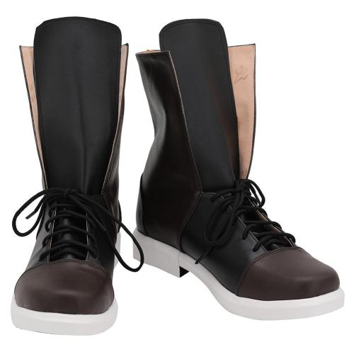 League of Legends LOL Boots Halloween Costumes Accessory TRUE DAMAGE Yasuo Cosplay Shoes Custom Made