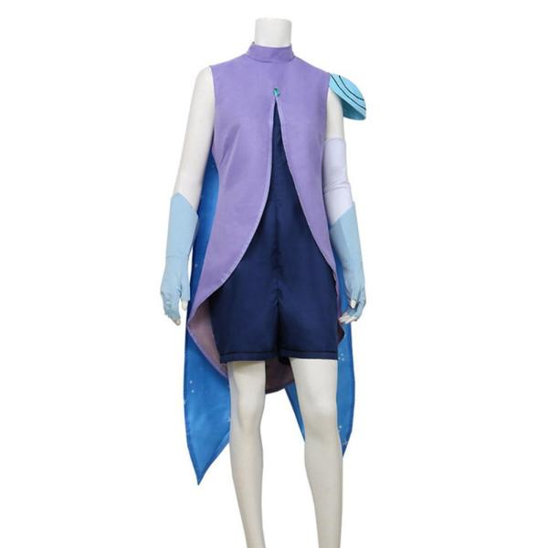 She Ra and the Princesses of Power Princess Glimmer Cosplay Costume