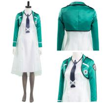 The Irregular at Magic High School Women Dress Outfit Shiba Miyuki Halloween Carnival Suit Cosplay Costume