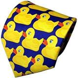 HIMYM How I Met Your Mother Duck Tie Barney's Ducky Necktie