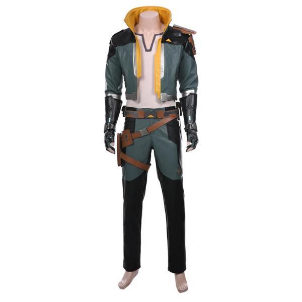 Borderlands 3 Zane Suit Cosplay Costume