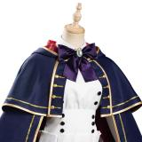 Fate/Grand Order FGO Women Dress Outfit Altria Pendragon Halloween Carnival Suit Cosplay Costume
