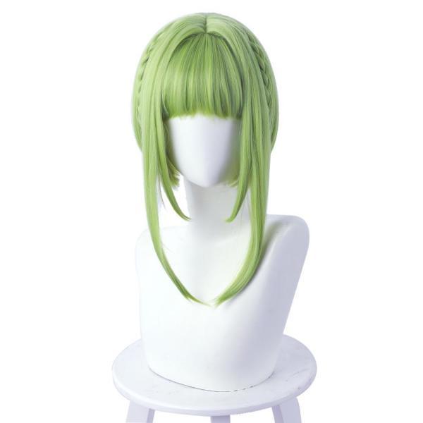 Sakura Nanamine Wig Toilet-Bound Hanako-kun Light Green Wig Cosplay Wig