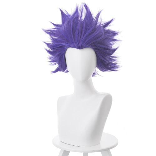 My Hero Academia Boku no Hero Shinso Hitoshi Cosplay Wig