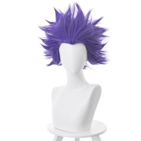 My Hero Academia Boku no Hero Shinso Hitoshi Cosplay Wig