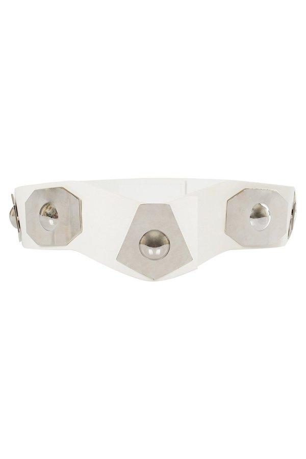 Star Wars Princess Leia HOOk&LOOP Belt Adjustable White