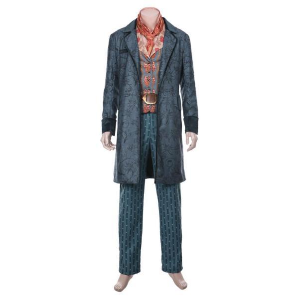 Dolittle Dr. John Dolittle Suit Version A Costume Cosplay
