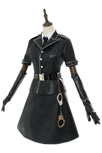 Persona 5 Dancing Star Night Joker Akira Kurusu Protagonist Cosplay Dress Costume