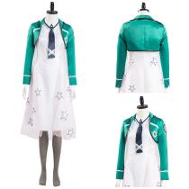 The Irregular at Magic High School Women Dress Outfit Angelina Kudou Shields Halloween Carnival Suit Cosplay Costume