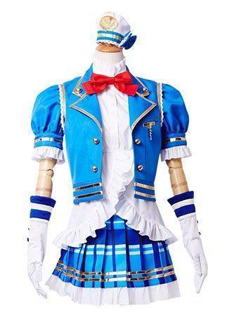 Love Live! Sunshine!! Aqours Kurosawa Dia Cosplay Costume