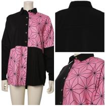 Demon Slayer: Kimetsu no Yaiba Kamado Nezuko Shirt Cosplay Costume