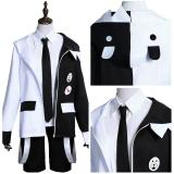 Anime Danganronpa Halloween Carnival Suit Monokuma Men Uniform Outfit Cosplay Costume
