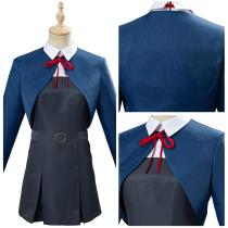 Lovelive Love Live Halloween Carnival Costume Tang Keke School Uniform Outfit Cosplay Costume