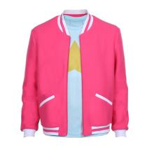 Steven Universe: The Movie Steven Universe Adult Zip Up Jacket Coat Halloween Carnival Costume Cosplay Costume