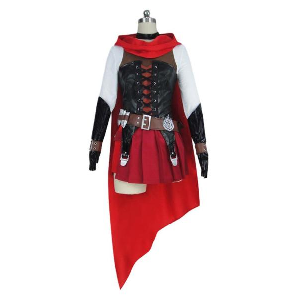 RWBY Season 7 Ruby Rose Cosplay Costume