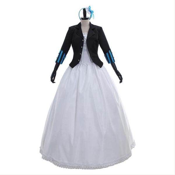 Black Butler: Book of the Atlantic Elizabeth Midford cosplay costume