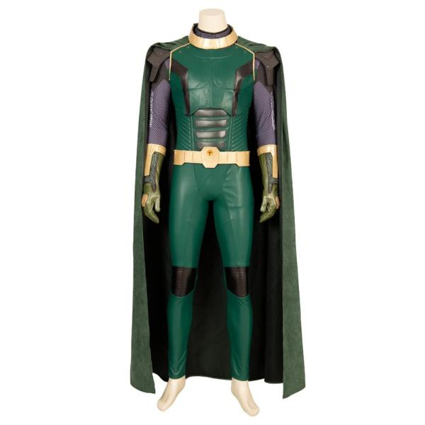 Crisis On Infinite Earths Pariah Jumpsuit Cosplay Costume