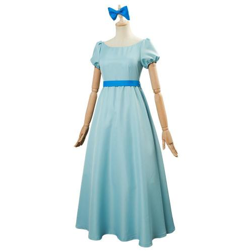 Disney Peter Pan Wendy Darling Cosplay Costume For Adult
