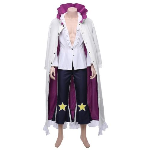One Piece:Pirate Warriors 4 Cavendish Halloween Carnival Costume Cosplay Costume