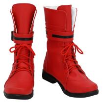 Game Final Fantasy VII Remake Cosplay Tifa Lockhart Boots Shoes Costume Prop Halloween Carnival Party Shoes