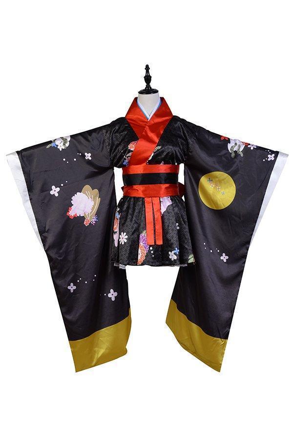 Oreimo Ruri Gok? Kimono Cosplay Costume