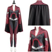 The Boys Season 2 Women Jumpsuit Outfit Stormfront Halloween Carnival Suit Cosplay Costume