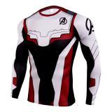 Avengers 4:End Game Quantum Realm Printed Shirt