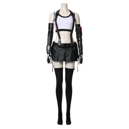 Final Fantasy VII Remake Tifa Lockhart Cosplay Costume