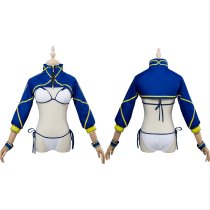 Fate/Grand Order Mysterious Heroine X Swimsuit Cosplay Costume