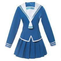 Fruits Basket Tohru Honda School Uniform Cosplay Costume