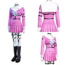 Danganronpa V3: Killing Harmony Women Dress Outfit Miu Iruma Halloween Carnival Suit Cosplay Costume