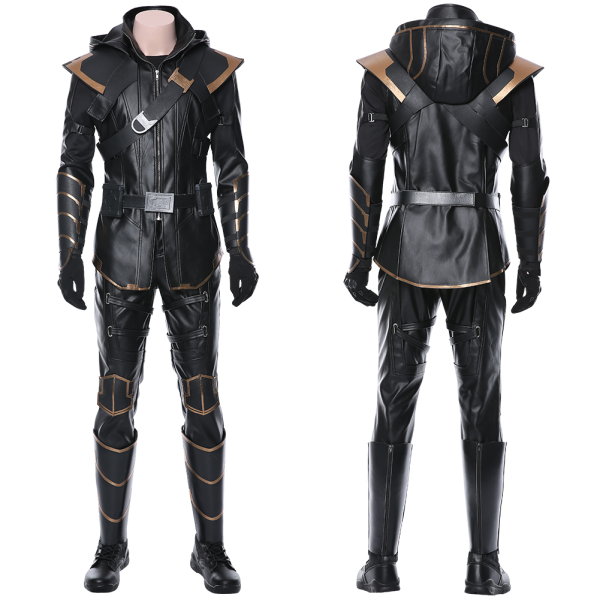 Avengers 4: Endgame Hawkeye Ronin Cosplay Costume