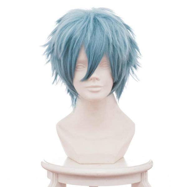 Boku no Hero Academia My Hero Academia Tomura Shigaraki Cosplay Wig Light Green