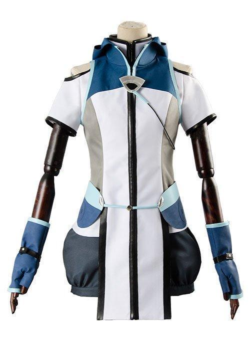 Knight's & Magic Ernesti Echevarria Outfit Cosplay Costume