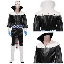 Persona 5 Jumpsuit Outfit Yusuke Kitagawa Halloween Carnival Suit Cosplay Costume