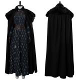 Game of Thrones 8 Sansa Stark Cosplay Costume Woman Halloween Costume