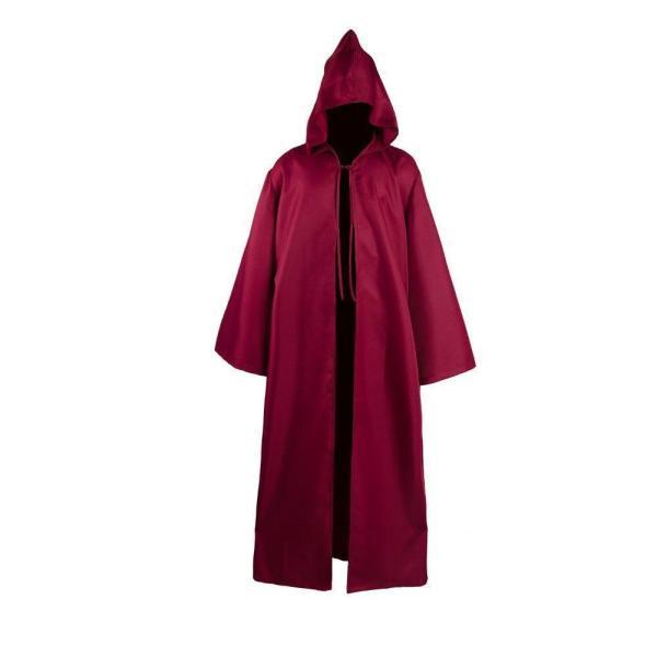 Star Wars Kenobi Jedi Cloak Cosplay Costume Custom Made