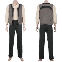 Star Trek: Picard Season 1 Shirt Vest Trousers Uniform Outfit Picard Cosplay Costume