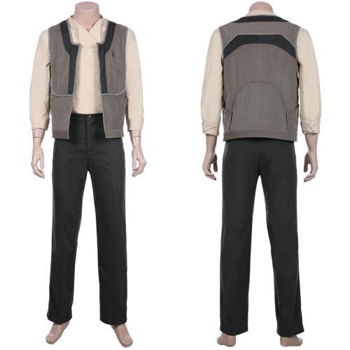 Star Trek: Picard Season 1 Shirt Vest Trousers Uniform Outfit Picard Cosplay Costume