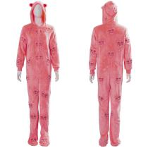 Birds of Prey 2020 Hooded Pajamas And the Fantabulous Emancipation of One Harley Quinn Costume Cosplay