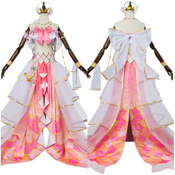 LoveLive Mermaid Festa Kurosawa Ruby Cosplay Costume Awakening Dress