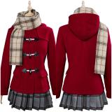 Fate/Grand Order Ereshkigal Winter Caual Wear Cosplay Costume