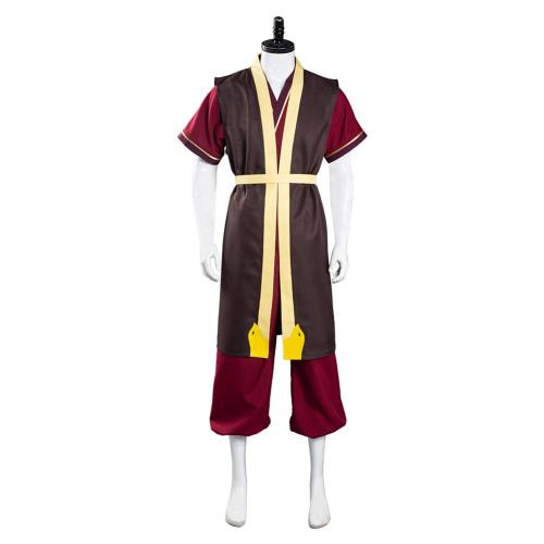 Avatar: The Last Airbender Pants Vest Outfit Zuko Halloween Carnival Suit Cosplay Costume